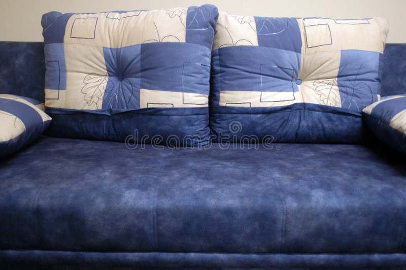 Couch stockbilder