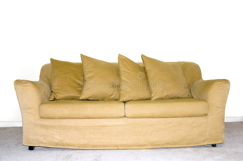 Download Couch 2 stock photo. Image of living, wall, interior, couch - 1891014