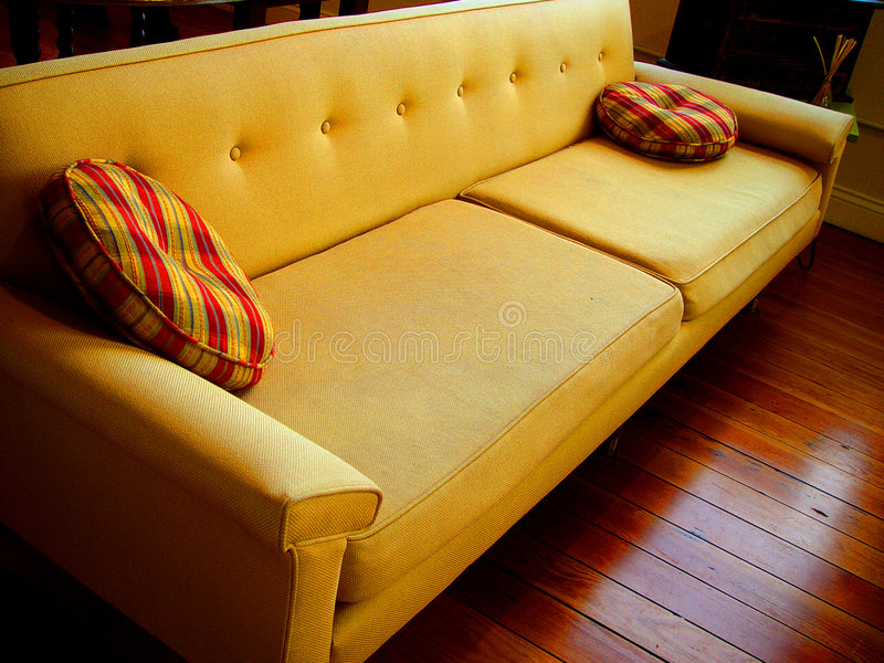 The Couch Stock Image