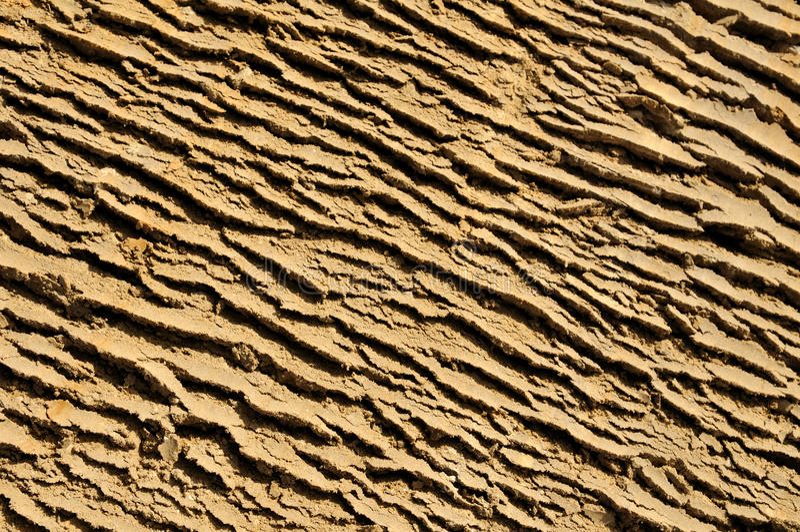 couche de la terre image stock image du brun sable 15678669. Black Bedroom Furniture Sets. Home Design Ideas
