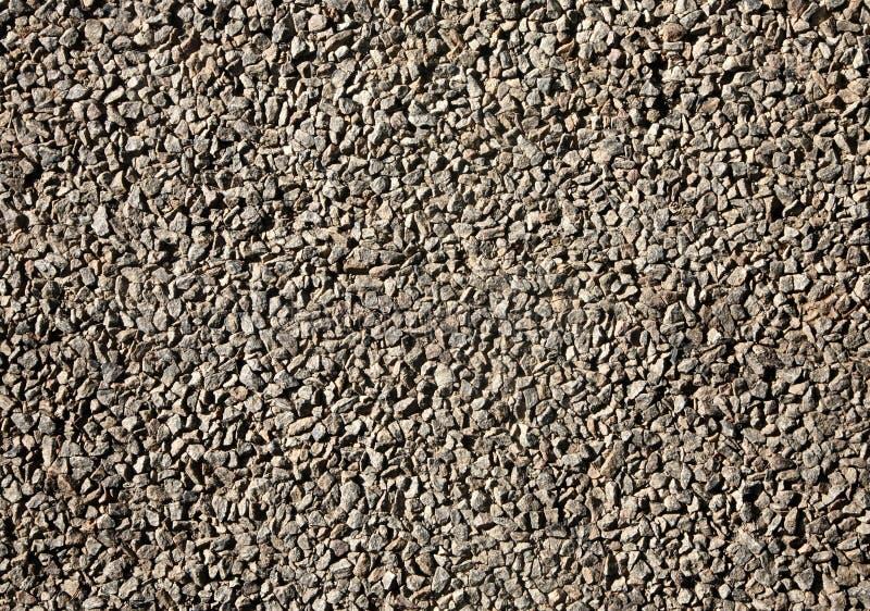 Couche de surface usée de macadam. photo libre de droits
