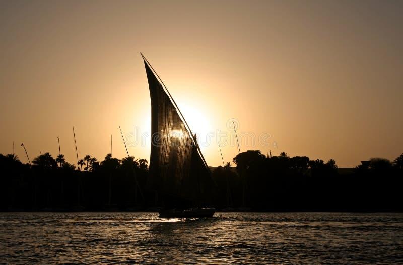 Download Coucher du soleil photo stock. Image du egypte, montagne - 725632