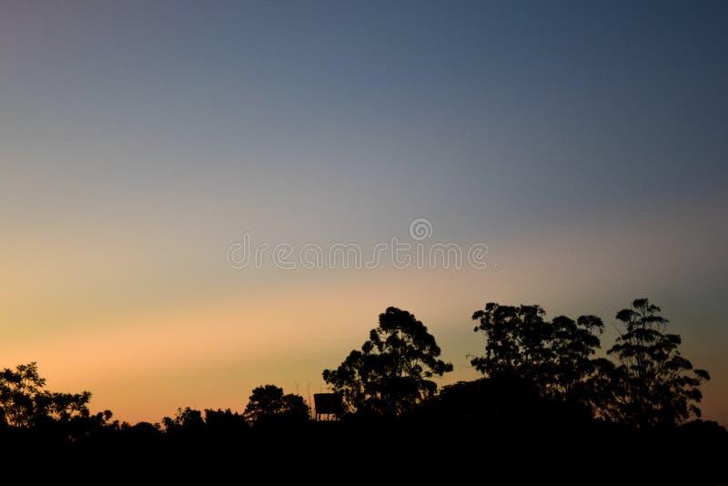Coucher du soleil I photos libres de droits