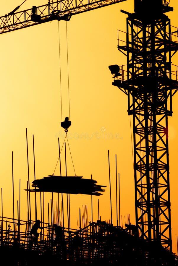 Download Coucher Du Soleil Industriel Image stock - Image du trame, ingénierie: 45369463