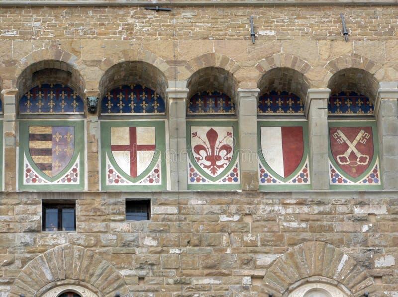 Couches des bras italiennes image libre de droits