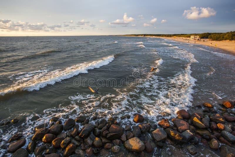 Couchette marine photographie stock libre de droits