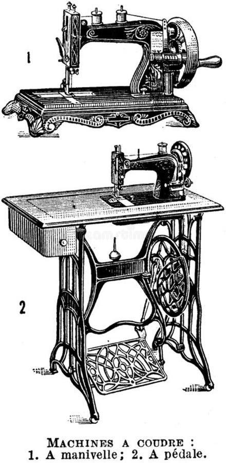 Coudre-machines À Free Public Domain Cc0 Image