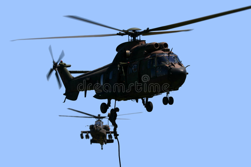 Download Cougar and Apache stock photo. Image of netherlands, military - 595966