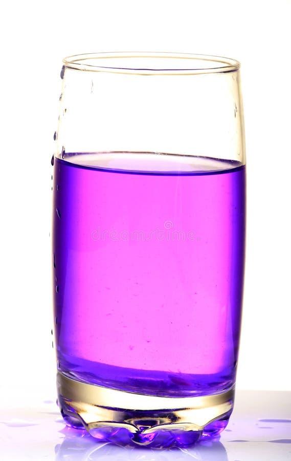 Cough Liquid Medicine Royalty Free Stock Photo