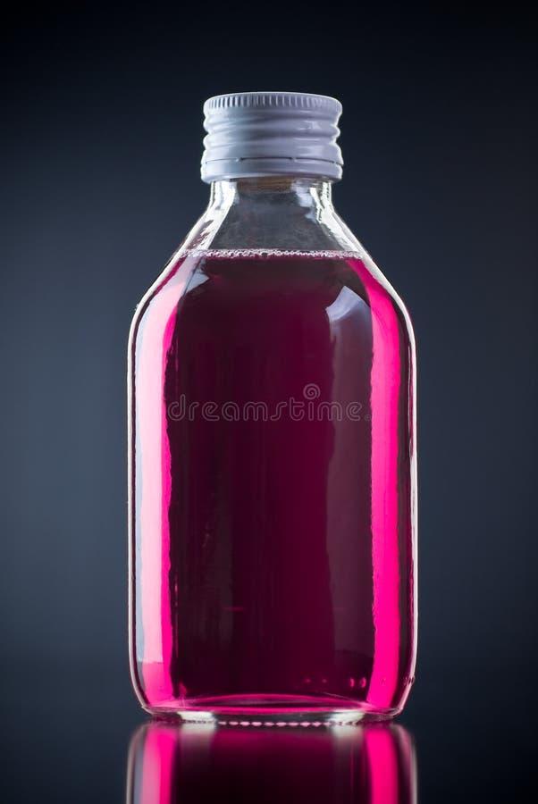 Download Cough Medicine stock image. Image of glass, medicine, flask - 7395561