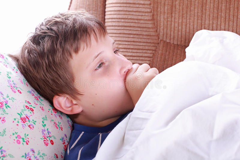 Download Coughing stock image. Image of child, pneumonia, disease - 22107029