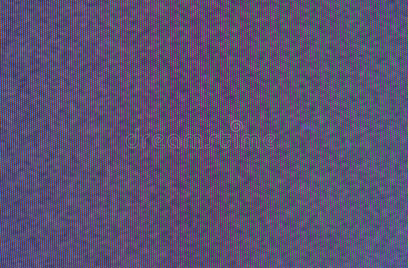 Television Texture. It could looks underexposed, but if you look at the pixel size, you'll see that the exposure is perfect to get as much as possible of the 3 royalty free stock image