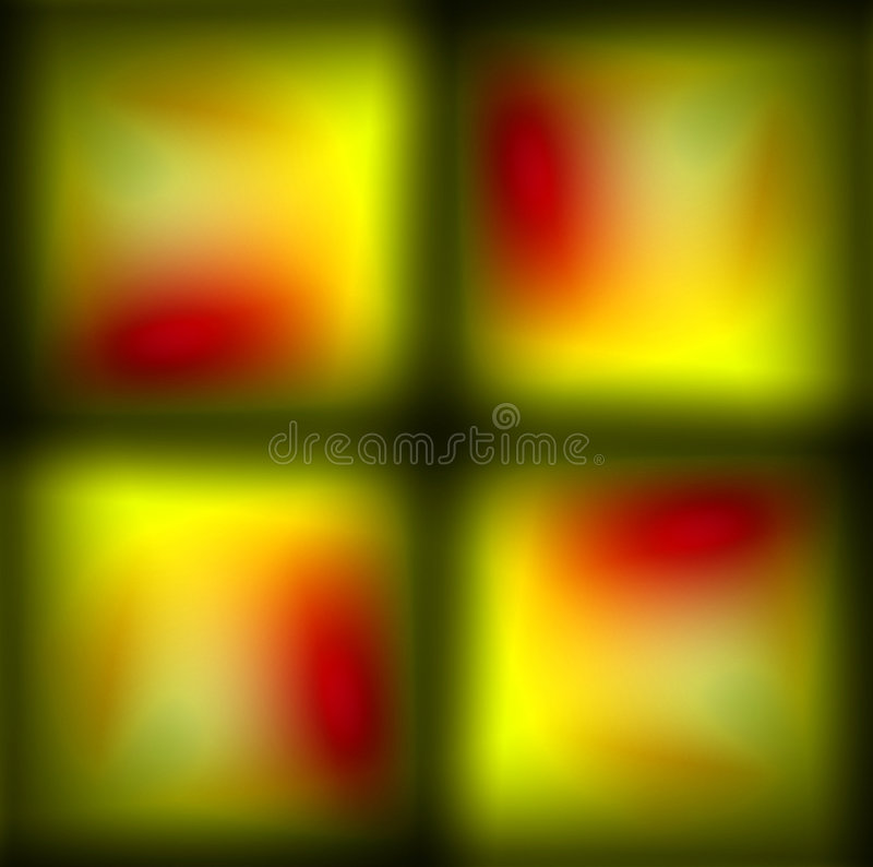Couleur 4 Image stock