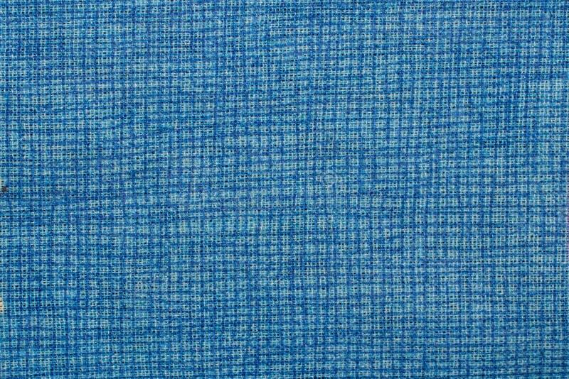 Couleur bleue de modèle extérieur en gros plan de tissu, fond de texture Pour le fond naturel, bannière, impression, modèle, file photo libre de droits