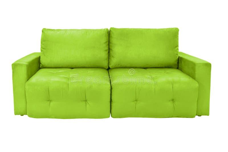 Couleur confortable de trois sièges photo libre de droits