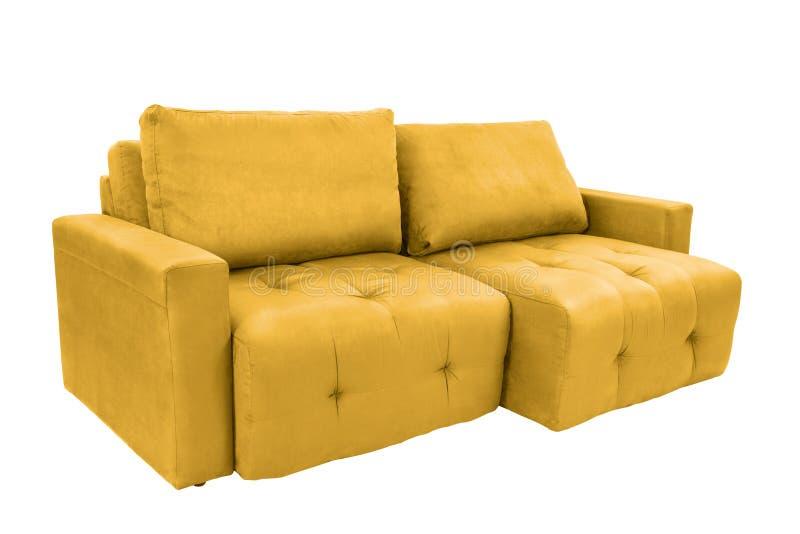 Couleur confortable de trois sièges image stock