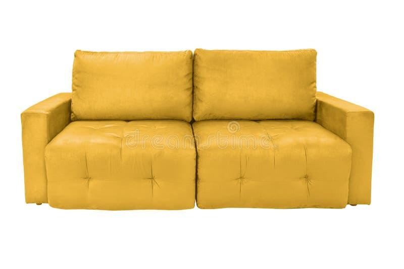 Couleur confortable de trois sièges images stock