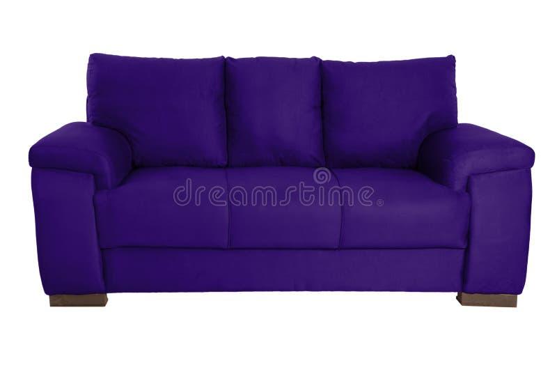Couleur confortable de trois sièges photographie stock libre de droits