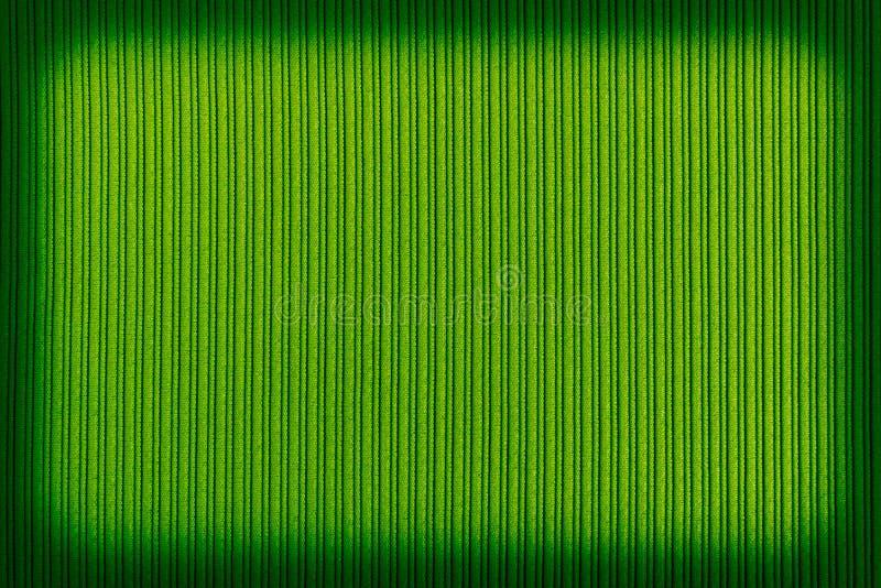 Couleur de vert décorative de fond, texture rayée, gradient de dégradé wallpaper Art Conception photos stock
