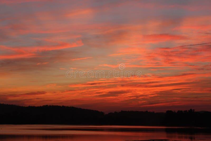 Couleur naturelle en ciel photos stock