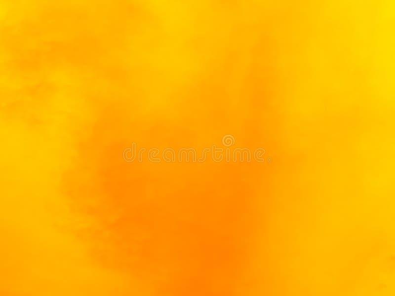 Couleur Orange Et Jaune Abstraite Pour Le Fond Ou Le Papier Peint ...