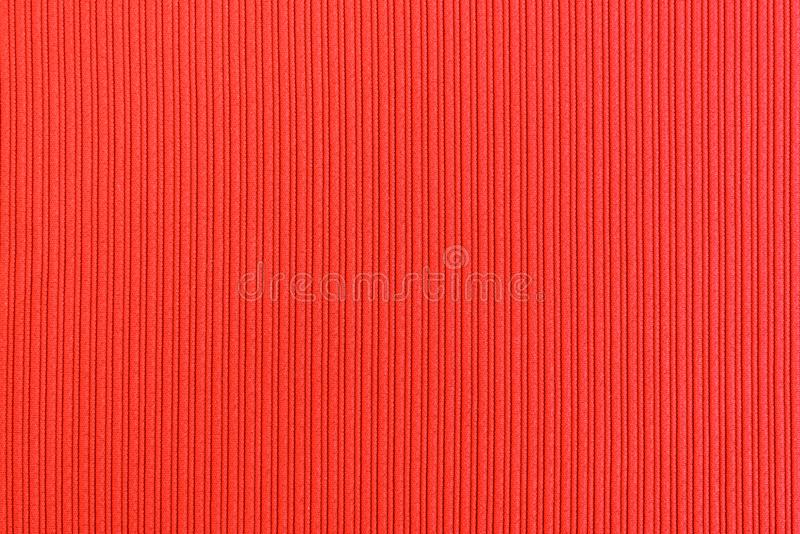 Couleur rouge de fond décoratif, texture rayée wallpaper Art Conception photographie stock libre de droits