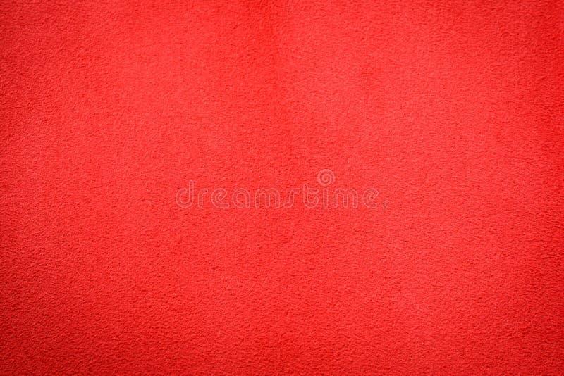 Couleur rouge de Noël de fond image stock