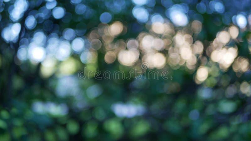 Couleurs bleues, vertes, d'or et autres de se composer multicolore de fond image libre de droits