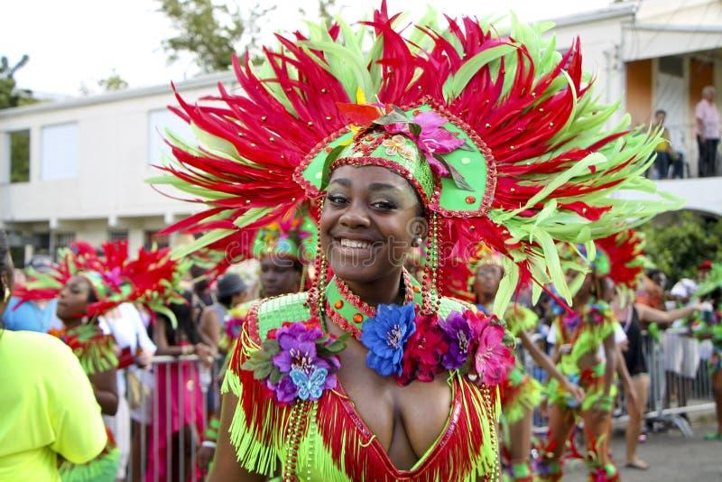 Couleurs de carnaval image stock