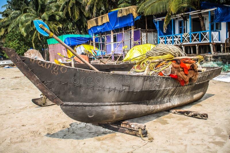 Couleurs de Goa dans l'Inde photographie stock