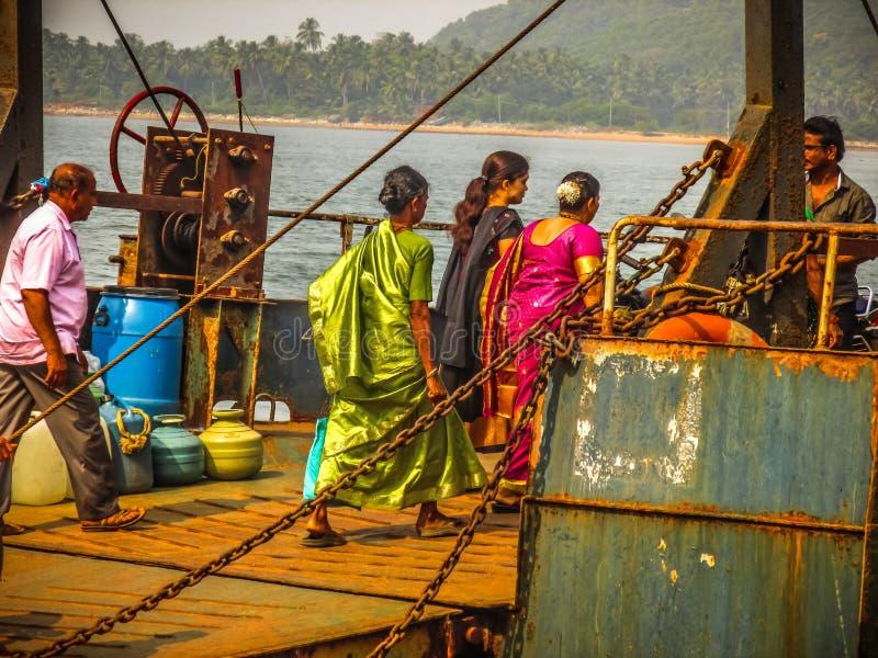 Couleurs de l'Inde photos libres de droits