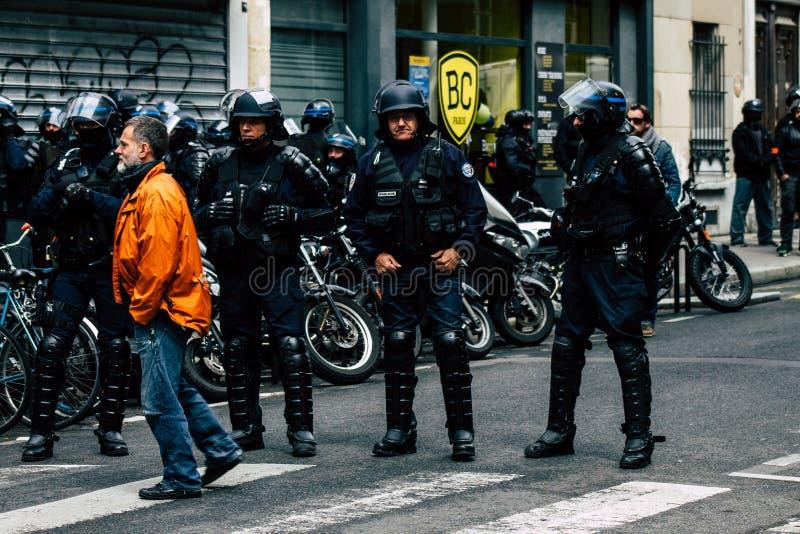 Couleurs de la France image libre de droits
