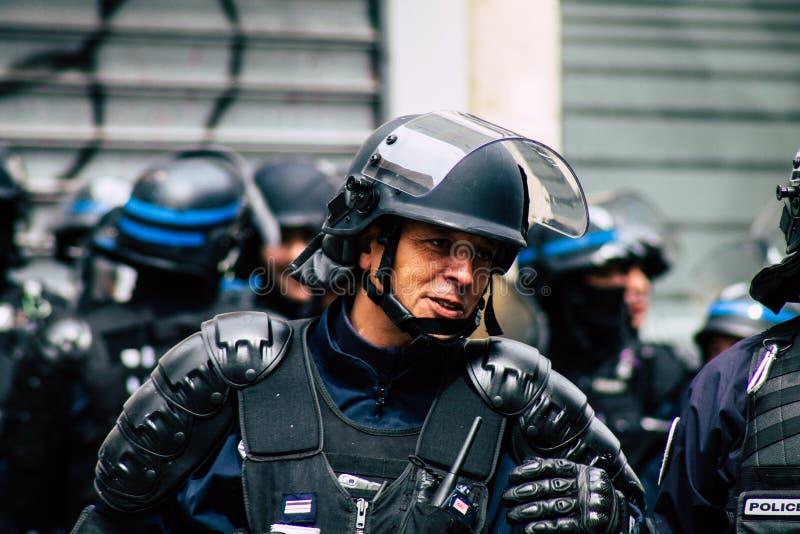 Couleurs de la France photographie stock libre de droits