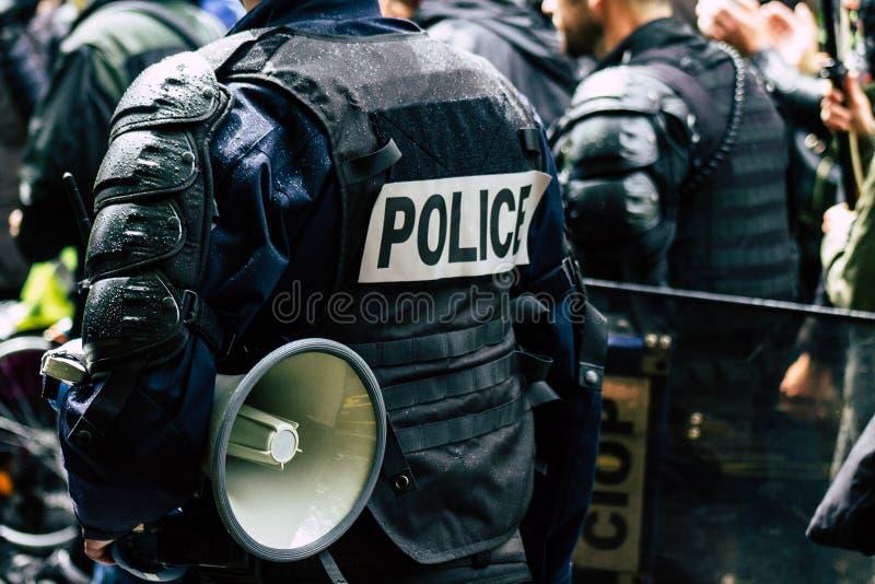 Couleurs de la France photographie stock