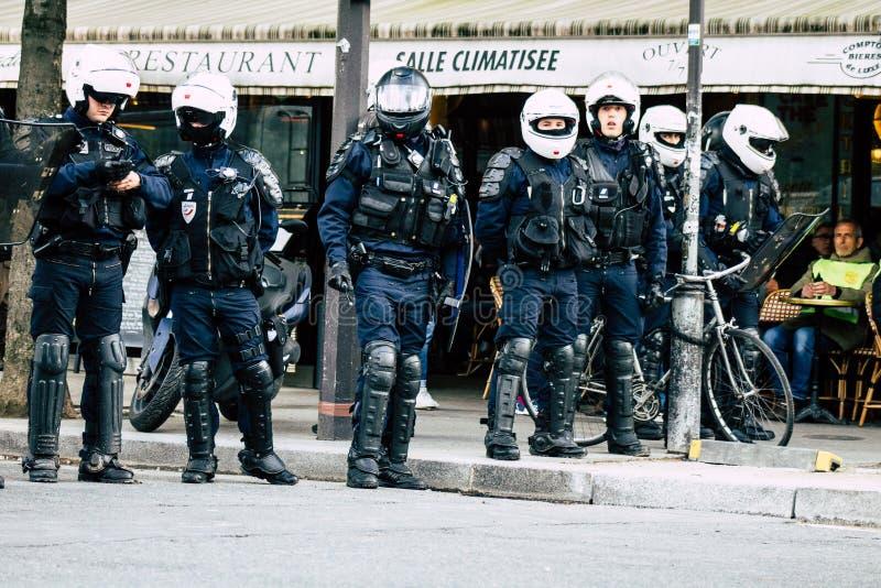 Couleurs de la France images stock