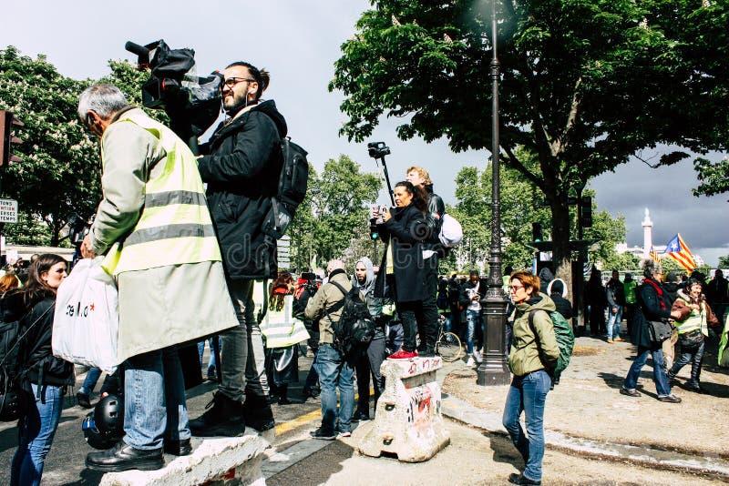 Couleurs de la France photo libre de droits