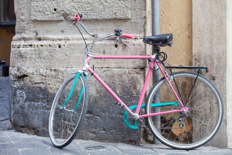 Couleurs de vélo photographie stock