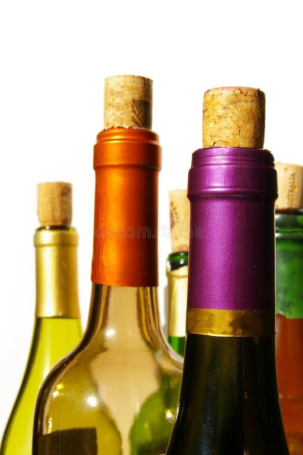 Couleurs du vin photo libre de droits