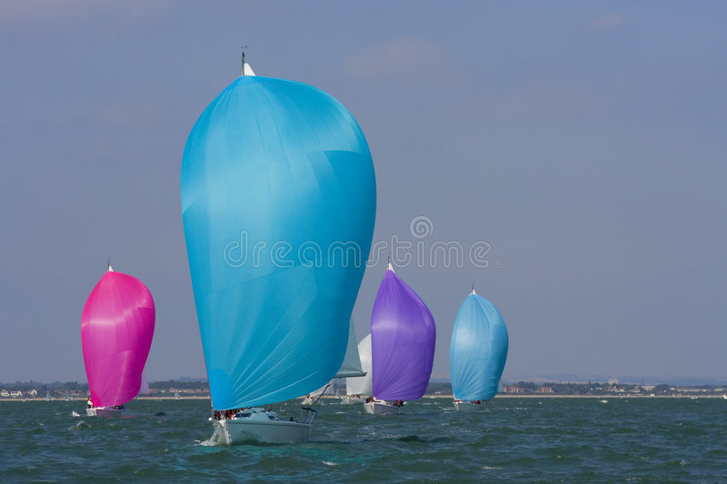 Couleurs en mer photos stock