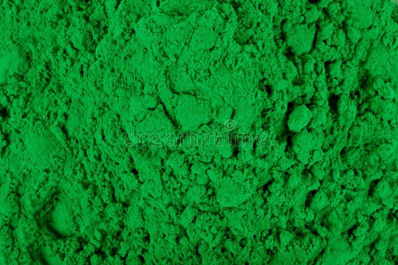 Couleurs vert-foncé photographie stock libre de droits