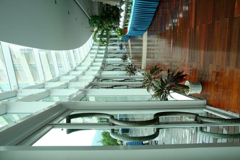 Couloir de hall de Dinning
