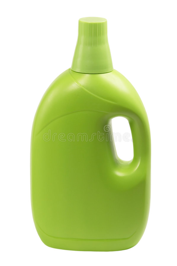 Free Coulored Plastic Bottle Royalty Free Stock Photos - 5468298
