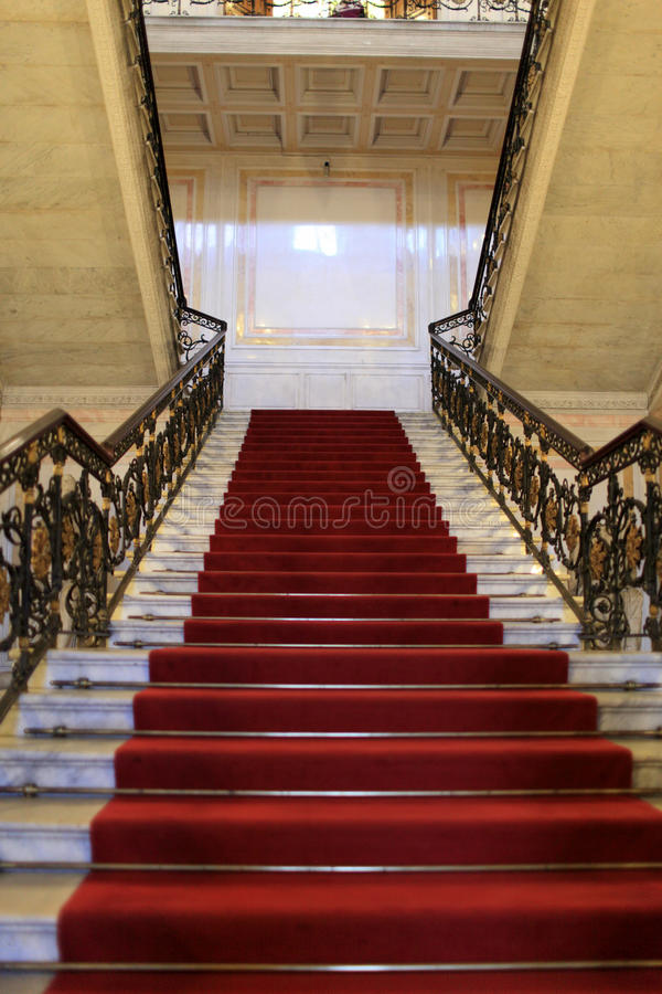 The Council Staircase of winter palace. Saint Petersburg, Russia stock photos