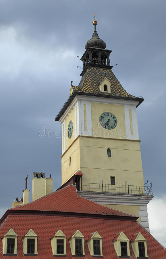 Council Tower-Brasov,Romania Royalty Free Stock Photo