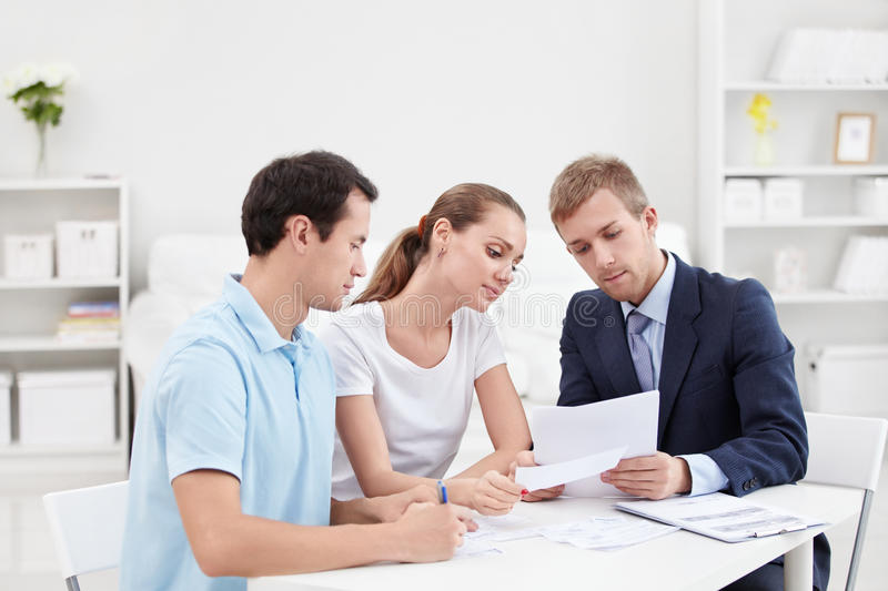 Download Counseling stock image. Image of lifestyles, budget, male - 23817219