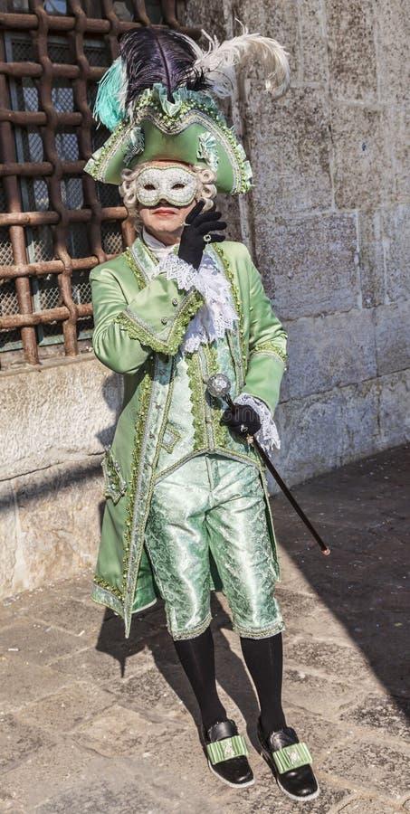 The Count Casanova royalty free stock photos