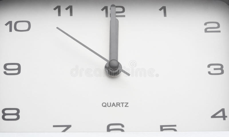 Download Countdown By Watch Close Up Stock Photo - Image: 40367994
