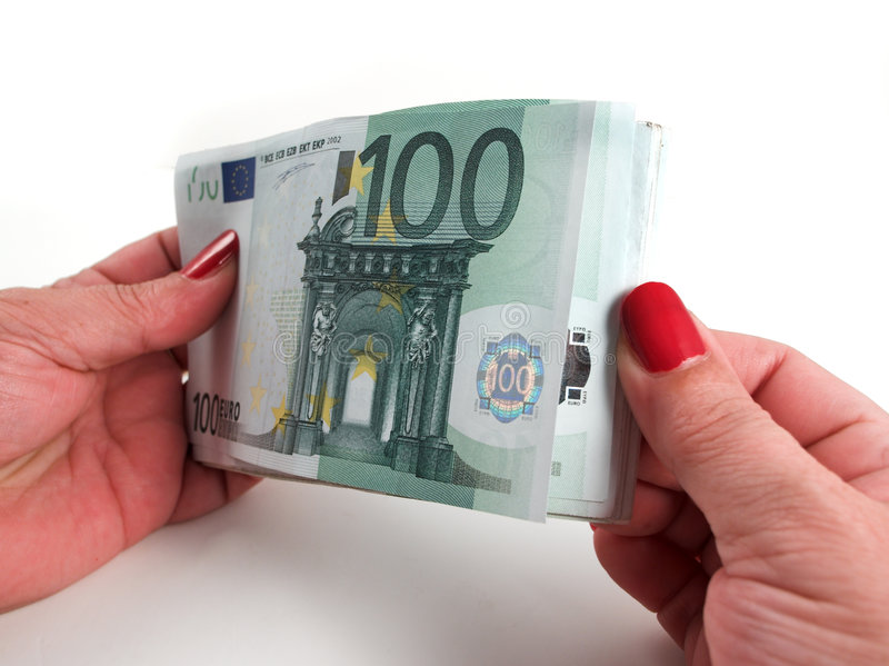 Download Counting money stock photo. Image of europe, cash, counting - 2452522