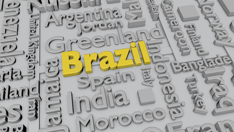 Download Countries Of The World: Brazil Stock Images - Image: 21382984