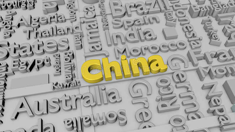 Download Countries Of The World: China Royalty Free Stock Photo - Image: 21382985